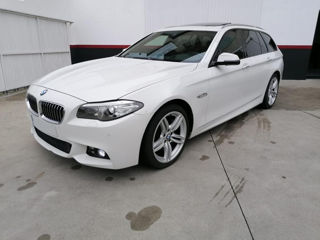 Foto 1 BMW-535 I  XDRIVE TOURING