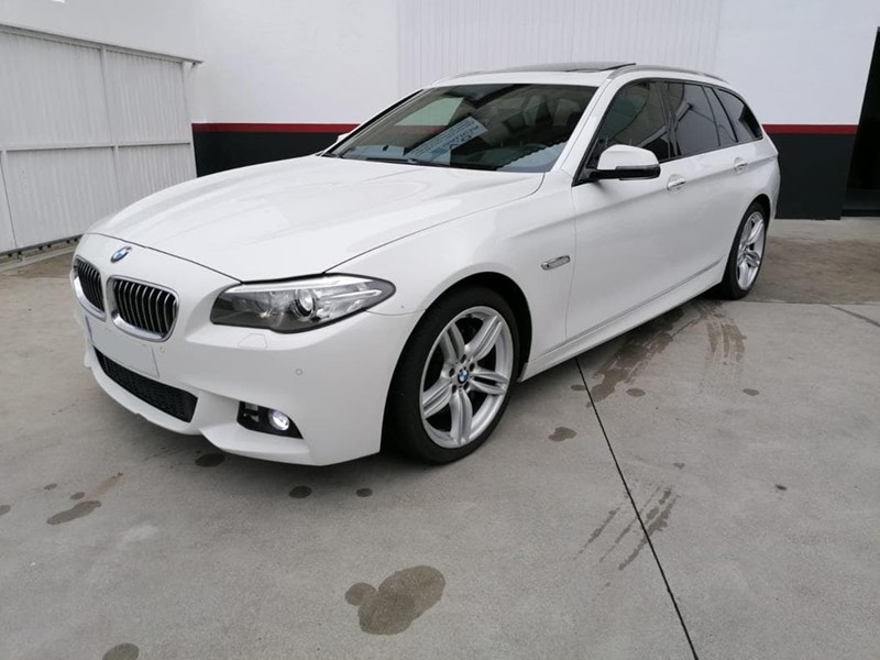 BMW-535 I  XDRIVE TOURING