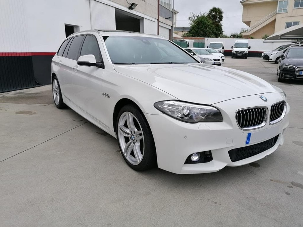 Foto 2 BMW-535 I  XDRIVE TOURING