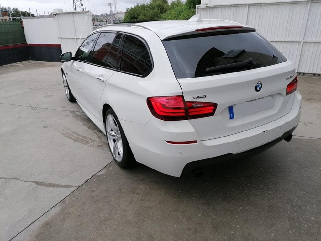 Foto 4 BMW-535 I  XDRIVE TOURING