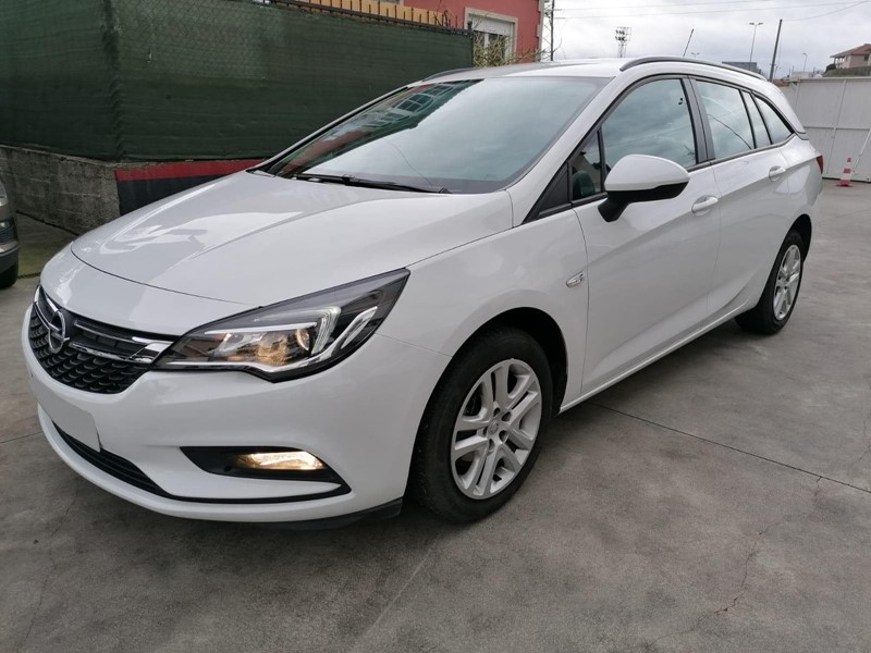 OPEL-ASTRA SELECTIVE ST