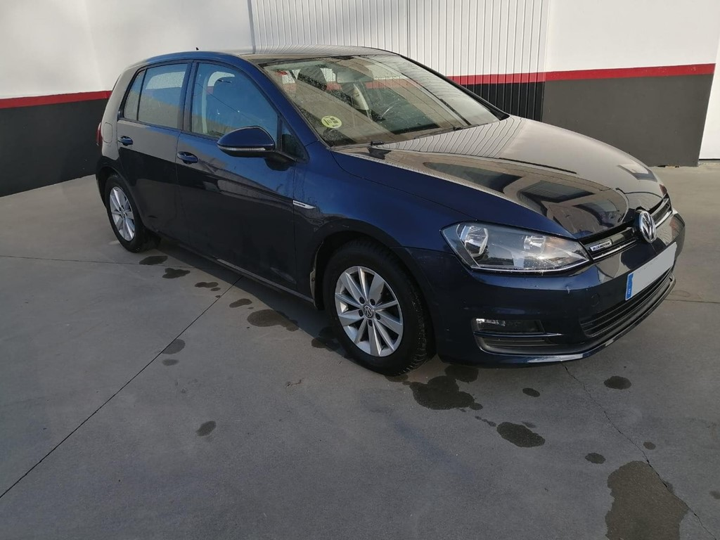 Foto 2 VOLKSWAGEN GOLF 1. 6 TDI 110CV  BUSINESS BLUEMOTION NAVI