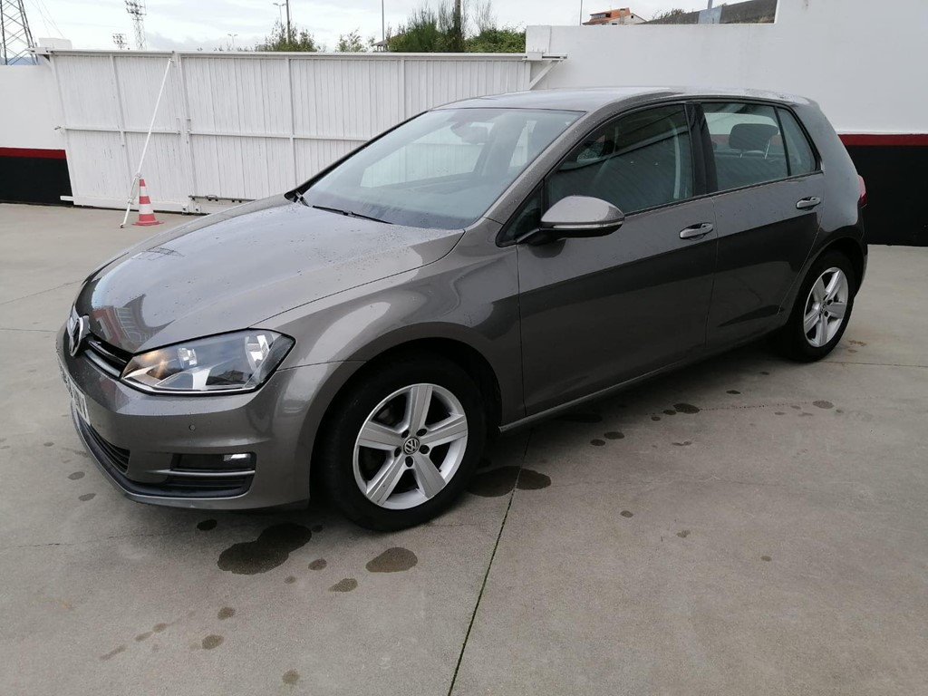 Foto 1 VOLKSWAGEN GOLF 1.6 TDI ADVANCE 105CV