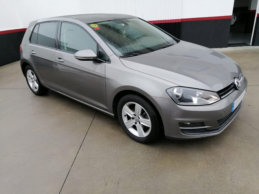 Foto 2 VOLKSWAGEN GOLF 2.0 TDI 150CV  ADVANCE  BLUEMOTION