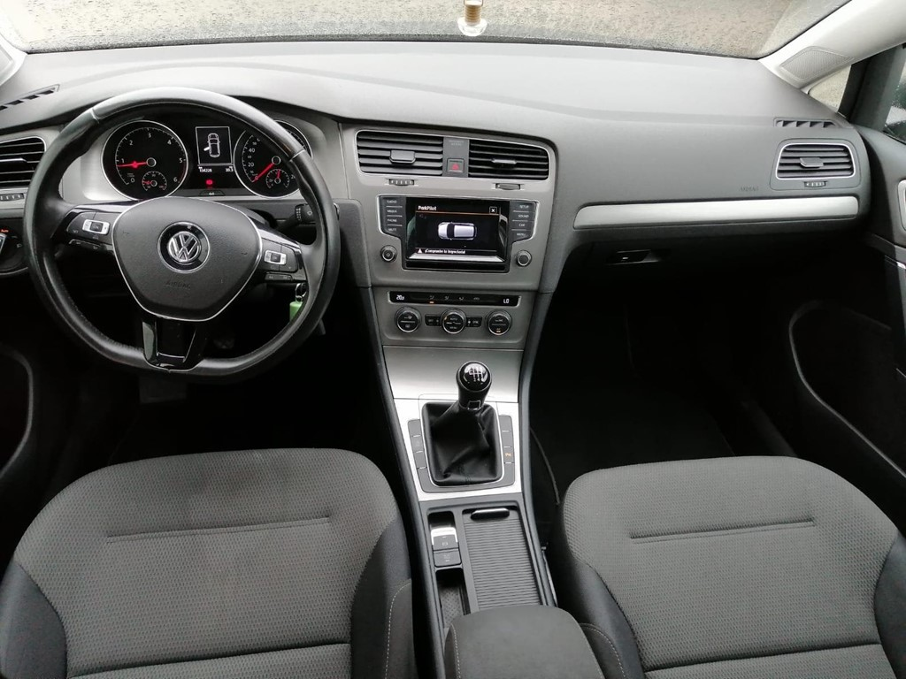 Foto 6 VOLKSWAGEN GOLF 2.0 TDI 150CV  ADVANCE  BLUEMOTION