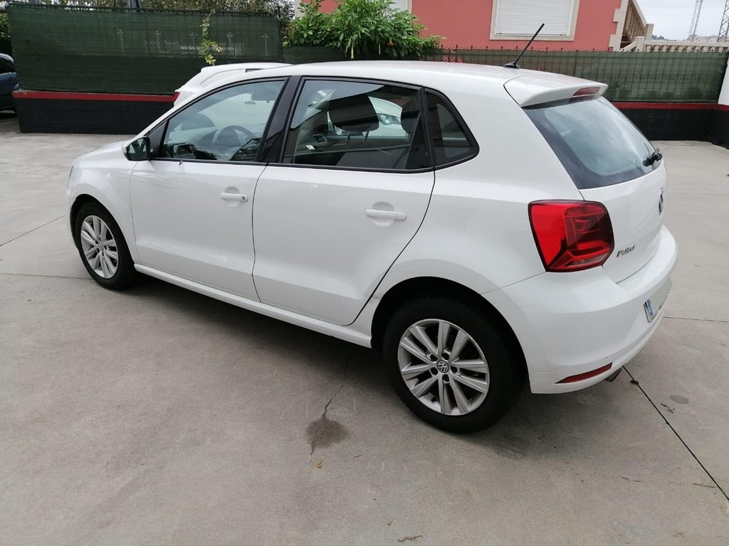 Foto 4 VOLKSWAGEN POLO 1.4 TDI ADVANCE 90CV