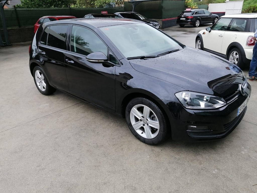Foto 2 VW-GOLF 2.0TDI 150CV ADVANCE